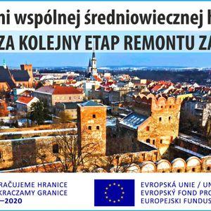 Remont zamku w Ząbkowicach Śląskich 505982