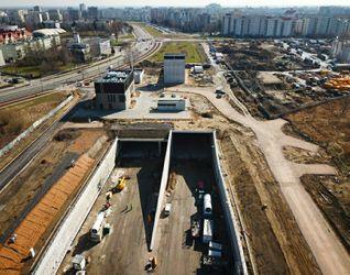 Południowa Obwodnica Warszawy w ciągu drogi ekspresowej S2 (odcinek A na Ursynowie i Wilanowie) 513150