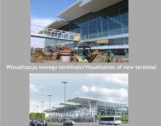 [Wrocław] Rozbudowa terminala i nowy port lotniczy 10111