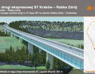 [Kraków] Wschodnia/Północna Obwodnica Krakowa (Droga Ekspresowa S7 Gdańsk - Zakopane) 113535