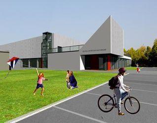 """[Gliwice] Centrum Kultury i Sportu """"Łabędź"""" 39551"""