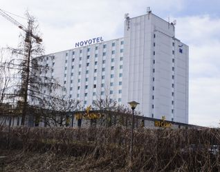 [Kraków] Novotel City West, remont/przebudowa 463743