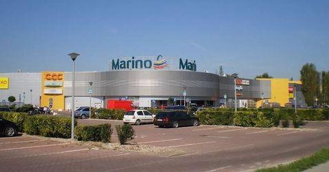 """[Wrocław] Centrum Handlowe """"Marino"""" (rozbudowa) 515199"""