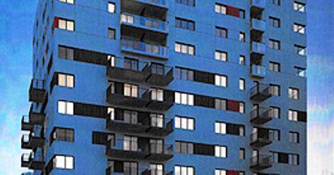 """[Lublin] Budynek wielorodziny """"Nowe Śródmieście"""" 67456"""