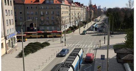 [Wrocław] Ul. Nowowiejska (przebudowa) 93568