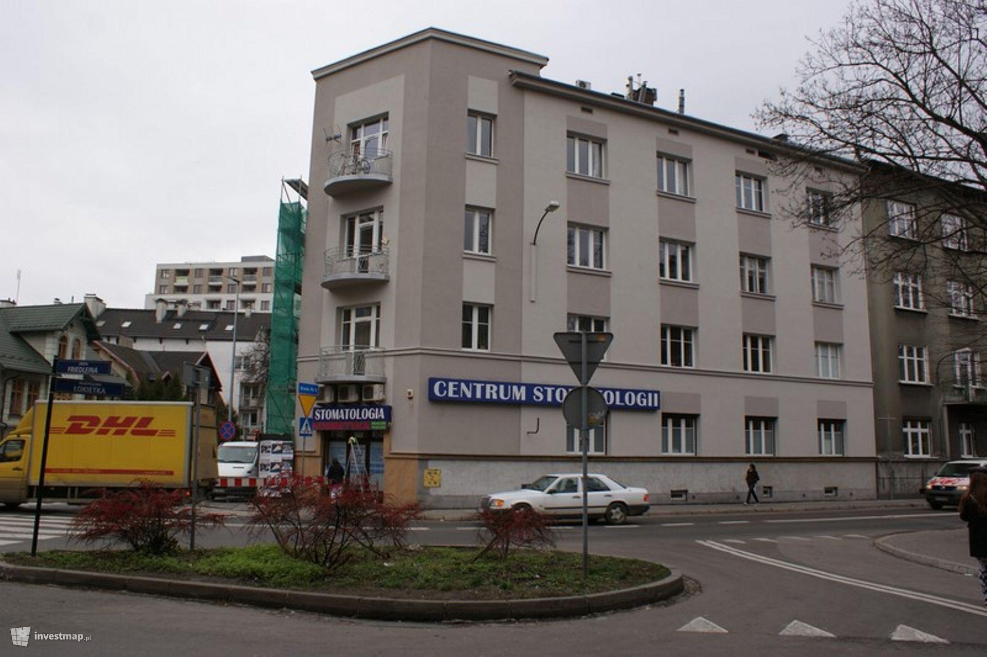 Remont Elewacji, ul. Wrocławska 11