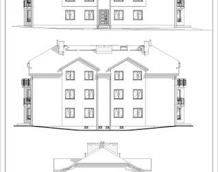 [Chrzanów] Osiedle domów jedno i wielorodzinnych, ul. Botaniczna 39041