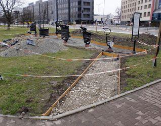 [Kraków] Park do ćwiczeń, ul. Podgórska 418689