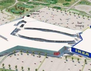"[Lublin] Centrum Handlowe ""IKEA"" 50817"
