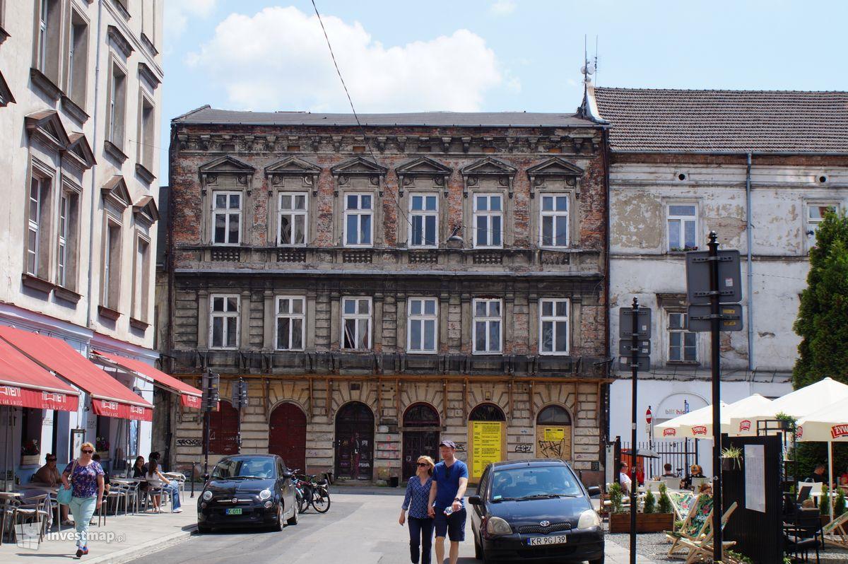 Zdjęcie Remont Kamienicy, ul. Józefa 13 fot. Damian Daraż