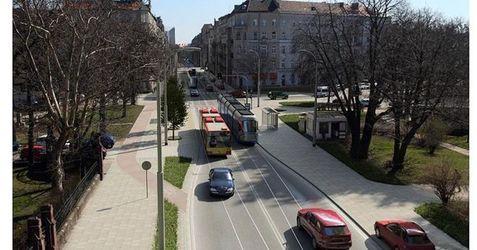 [Wrocław] Ul. Nowowiejska (przebudowa) 93569