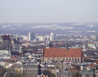 """[Kraków] Biurowiec """"Biprostal"""" 417037"""