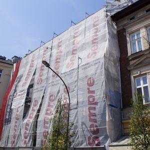 [Kraków] Remont Kamienicy, Plac Nowy 8 435981