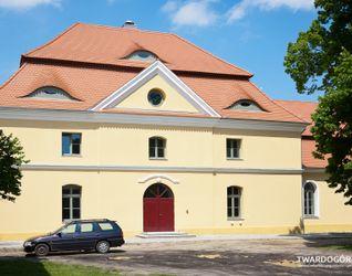 Przebudowa fragmentu zespołu pałacowego w Goszczu 467213
