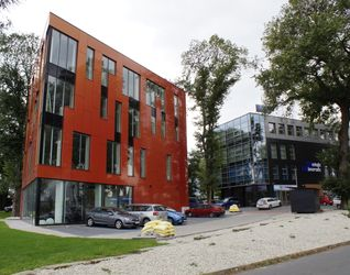 [Kraków] Budynek Biurowy, ul. Marcika 393859