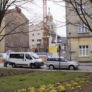 [Kraków] Budynek Mieszkalny, ul. Skwerowa 32 418691