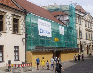 [Kraków] Remont Kamienicy, ul. Kanonicza 21 438403