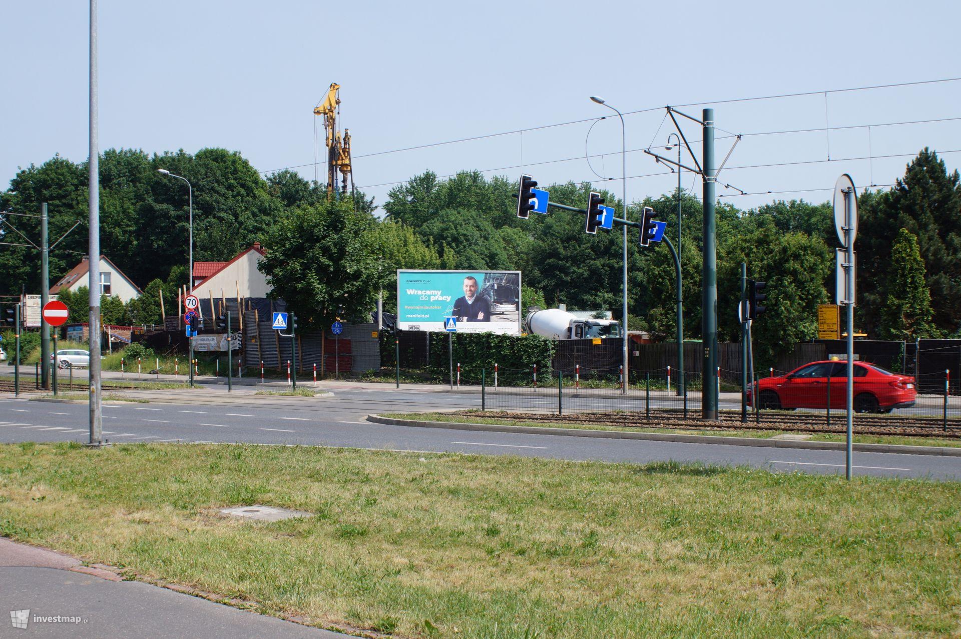 Budynek Usługowy, al. Jana Pawła II