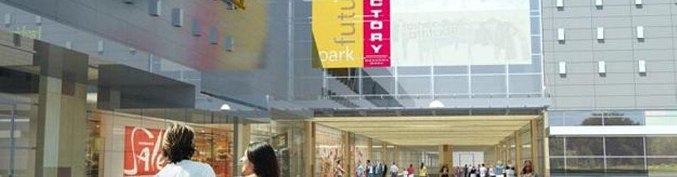 """[Modlniczka] Centrum handlowe """"Futura Park Kraków"""" 9603"""