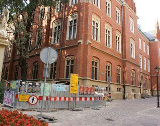 [Kraków] Collegium Novum UJ, ul. Gołębia 24 184964