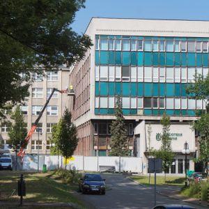 [Kraków] Biblioteka Główna Uniwersytetu Ekonomicznego 486020