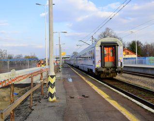 [Kraków] Stacja kolejowa Bieżanów 419205