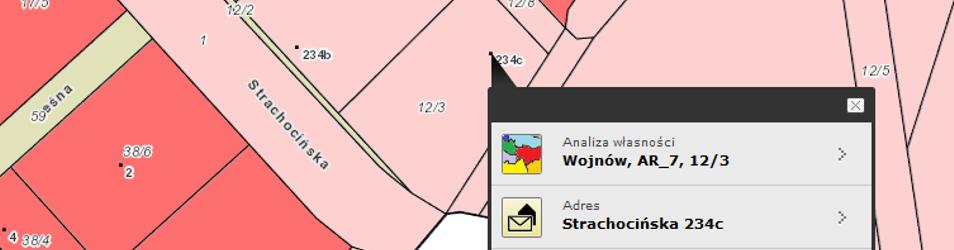 Osiedle, ul. Strachocińska 234b-c 449925