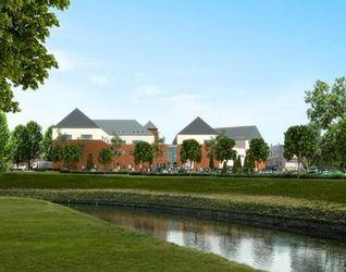 """[Goleniów] Kompleks handlowo-usługowo-mieszkaniowy """"Mini Park"""" 8581"""