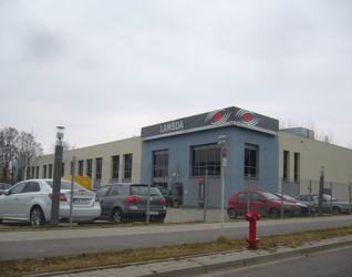 """[Wrocław] Wrocławski Park Technologiczny """"Laboratorium Badań Nieniszczących"""" (Budynek Lambda) 145286"""