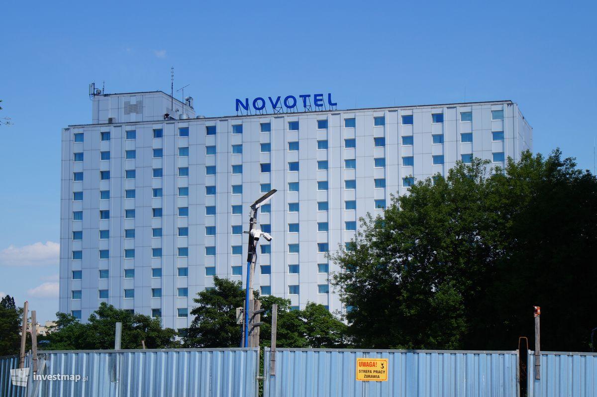 Zdjęcie Novotel City West (remont/przebudowa) fot. Damian Daraż