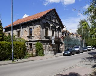 [Kraków] Remont Dworku, ul. Twardowskiego 25 425864