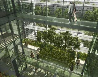 "[Warszawa] Kompleks biurowy ""Eurocentrum Office Complex"" 28041"