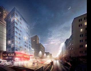 """[Warszawa] Apartamentowiec na miejscu kina """"Relax"""" 323977"""