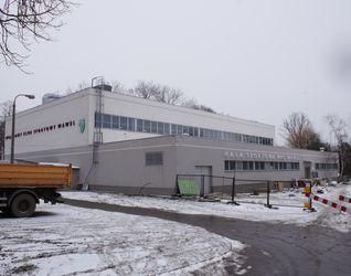 [Kraków] Hala Sportowa WKS Wawel 411529