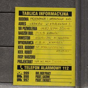 [Kraków] Królewska 3 434569