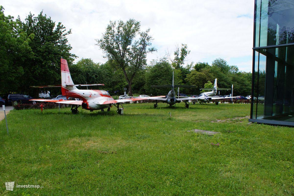 Zdjęcie Muzeum Lotnictwa Polskiego fot. Damian Daraż
