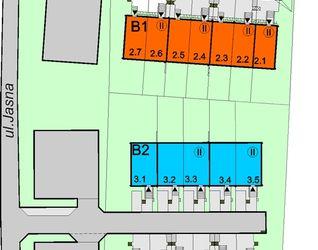 [Mikołów] Osiedle domów jednorodzinnych, ul. Jasna 112266