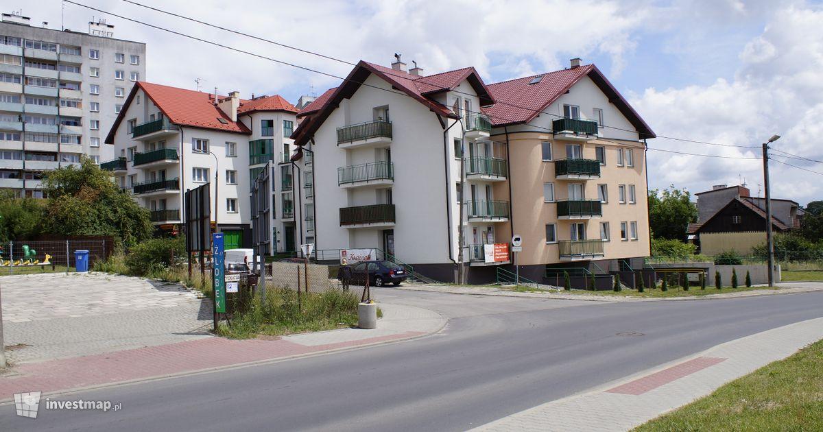 Krakow Budynek Mieszkalny Ul Luzycka 73c Investmap Pl