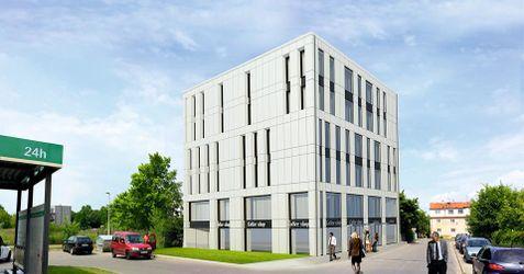 """[Wrocław] Biurowiec """"Jeździecka Office Building"""" 259979"""