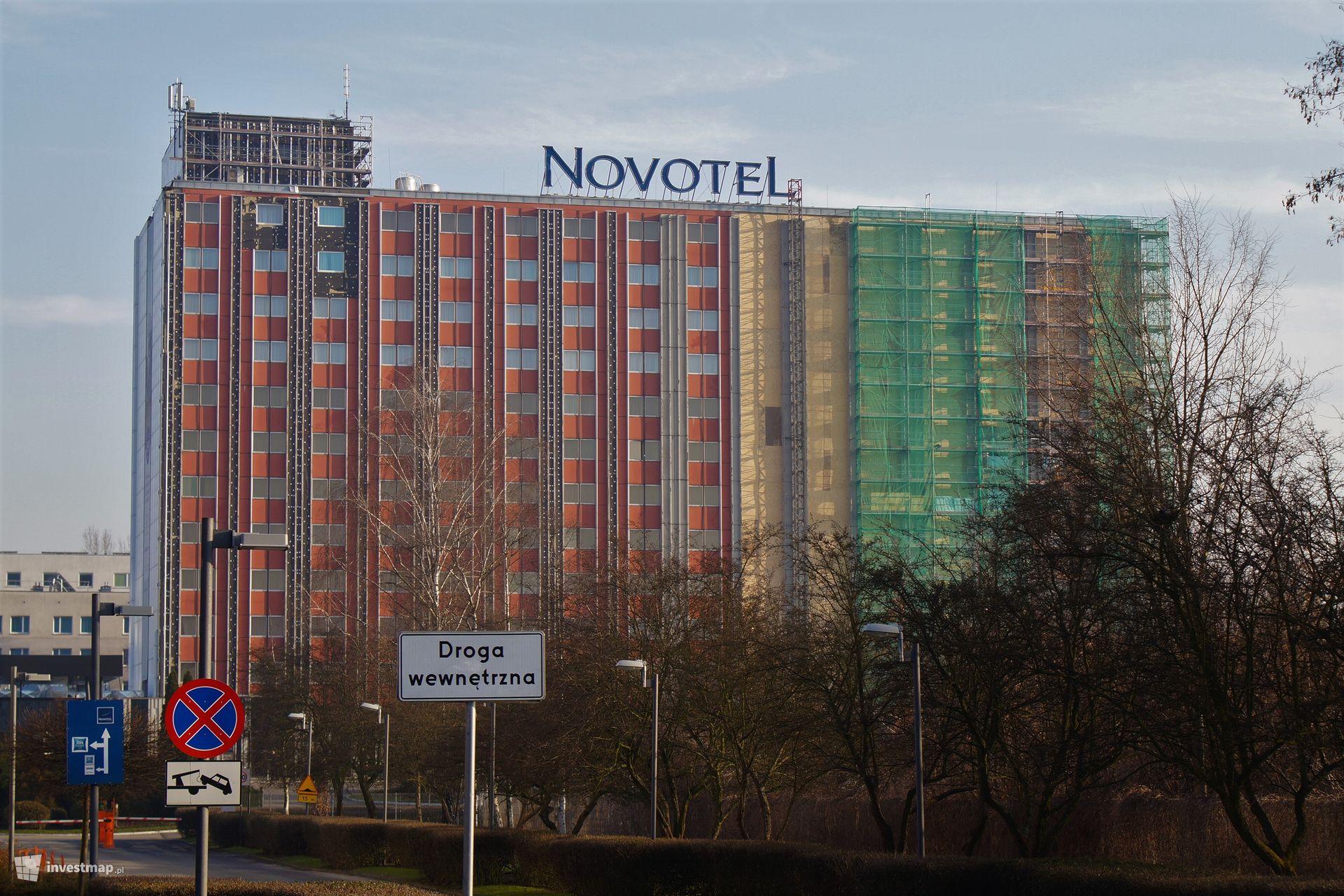 Novotel City West (remont/przebudowa)