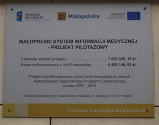 [Kraków] Szpital, ul. Skarbowa 1 447116