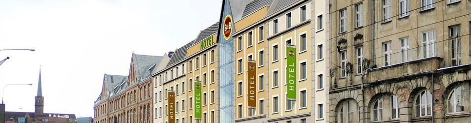 "[Wrocław] Hotel ""B&B Wrocław Centrum"" 22669"