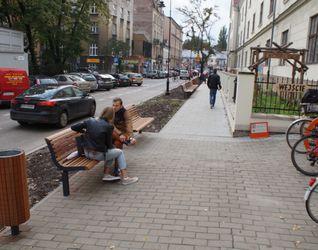 [Kraków] Ulica Rajska (przebudowa) 352653