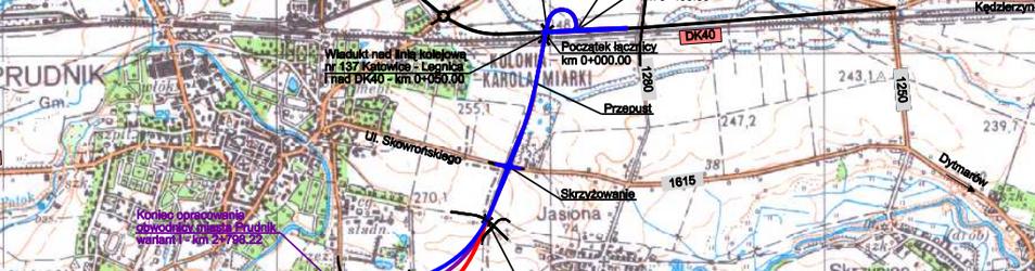 [Prudnik] Obwodnica miasta w ciągu drogi krajowej Nr 41 38797