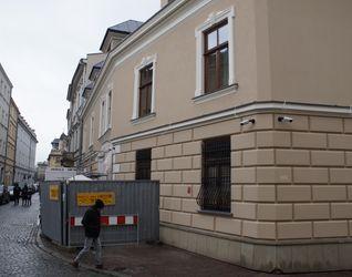[Kraków] Hotel Wawel, ul. Poselska 22 408205