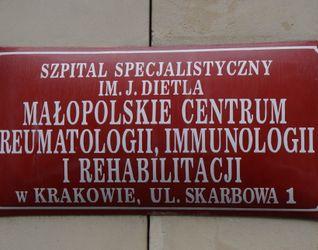 [Kraków] Szpital, ul. Skarbowa 1 447117
