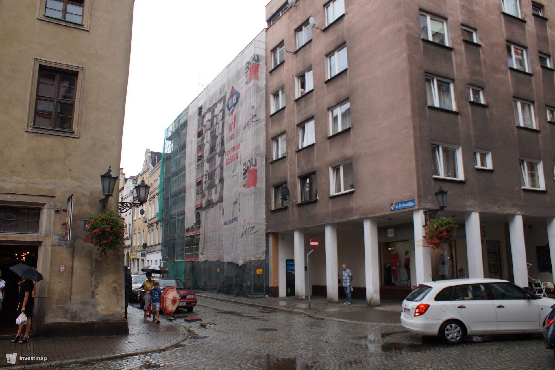 Remont Kamienicy, ul. Trybunalska