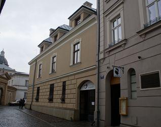 [Kraków] Hotel Wawel, ul. Poselska 22 408206