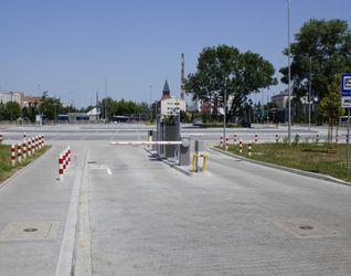 [Kraków] Parking P+R, pętla tramwajowa Mały Płaszów 431246