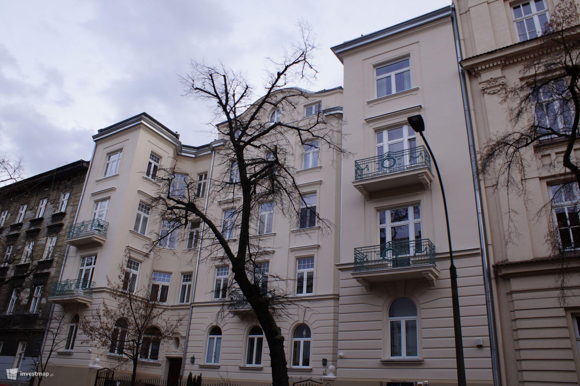 Remont Kamienicy, ul. Szlak 9,11